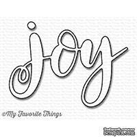 Лезвие нож My Favorite Things - Die-namics Joy