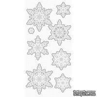Лезвие нож My Favorite Things - Serene Snowflakes Die-namics - ScrapUA.com