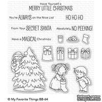 Акриловый штамп My Favorite Things - BB Secret Santa