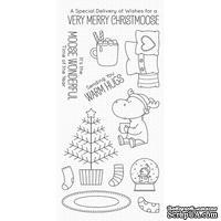 Акриловый штамп My Favorite Things - BB Merry Christmoose