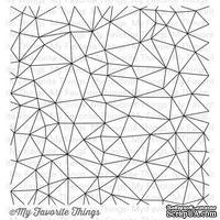 Резиновый штамп My Favorite Things - BG Abstract Background