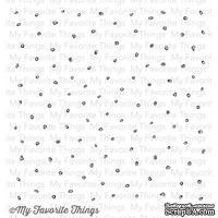 Резиновый штамп My Favorite Things - BG Circle Scribbles Background