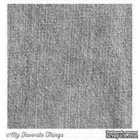 Резиновый штамп My Favorite Things - BG Denim Background