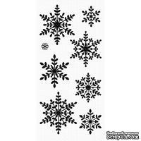 Акриловый штамп My Favorite Things - Serene Snowflakes WS