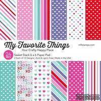 Набор бумаги My Favorite Things - Sweet Stack Paper Pack