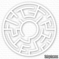 Заготовка для лабиринта My Favorite Things - Maze Shapes - White, цыет белый