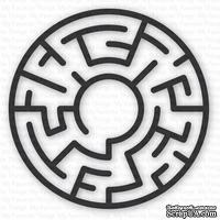 Заготовка для лабиринта My Favorite Things - Maze Shapes - Black, цвет черный