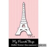 Левие My Favorite Things - Die-namics Eiffel Tower - ScrapUA.com