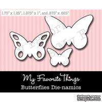 Набор лезвий My Favorite Things - Die-namics Butterflies