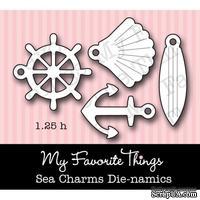Набор лезвий My Favorite Things - Die-namics Sea Charms