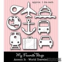 Левие My Favorite Things - Die-namics LLD Accent It - World Traveler