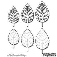 Левие My Favorite Things - Die-namics Layered Leaves (MFT-0399)