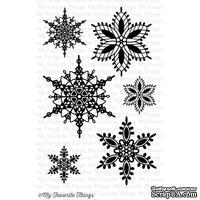 Акриловые штампы My Favorite Things - MPD Sophisticated Snowflakes