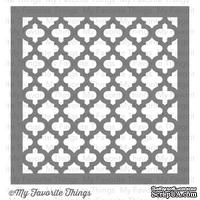 Маска My Favorite Things - Stencil Moroccan Tiles, 15х15 см
