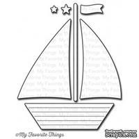 Лезвие My Favorite Things - Die-namics Sailboat