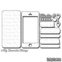 Лезвие My Favorite Things - Die-namics Smart Phone - Смартфон