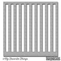 Маска My Favorite Things - Stencil Stripes, 15х15 см