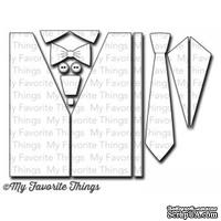 Лезвие My Favorite Things - Die-namics Suit and Tie