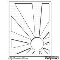 Лезвие My Favorite Things - Die-namics Sun Ray (MFT325)