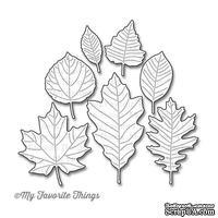 Левие My Favorite Things - Die-namics Falling Leaves, 7 штук (MFT-0529)