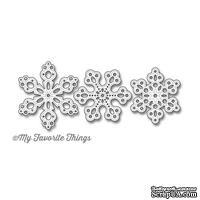 Левие My Favorite Things - Die-namics Christmas Pierced Snowflakes (MFT544)