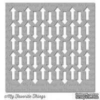Маска My Favorite Things - Arrows Abound, 15х15 см (MFT-ST-55) - ScrapUA.com