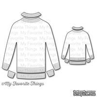 Левие My Favorite Things - Die-namics Comfy Sweater, 10 штук (MFT563)