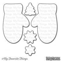 Левие My Favorite Things - Die-namics LJD Cozy Mittens 5 штук (MFT564)