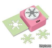 "Фигурный дырокол McGill -  Stacking Snowflakes-15/16"" - Button"