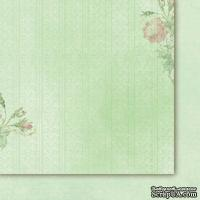 Двусторонний лист бумаги от Galeria Papieru, 30,5х30,5см, 1 шт., Mint Sweet 03