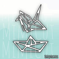 Нож для вырубки от MiMiCut - Оригами-ми, 41x45мм, 51x25 мм