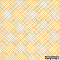 """Лист односторонней бумаги от Mona Design """"Молочный"""", 30,5х30,5см"""