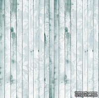 Лист односторонней бумаги от Mona Design - Пристань, 30,5х30,5см