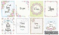 Лист карточек от Mona Design - 13802, 20x30 см