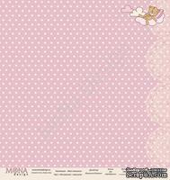 """Лист односторонней бумаги от Mona Design - """"Настроение"""" - Малышка, 30х30см"""
