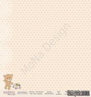 """Лист односторонней бумаги от Mona Design - """"Сказка"""" - Малышка, 30х30см"""