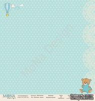 """Лист односторонней бумаги от Mona Design - """"Фантазия"""" - Малыш, 30х30см"""