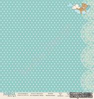 """Лист односторонней бумаги от Mona Design - """"Настроение"""" - Малыш, 30х30см"""