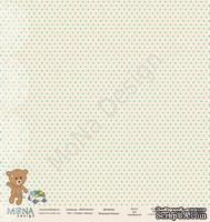 """Лист односторонней бумаги от Mona Design - """"Сказка"""" - Малыш, 30х30см"""
