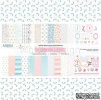 Набор бумаги от Mona Design -  Chic wedding, 12 шт