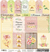 Лист Карточки от Mona Design — Magic Garden