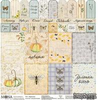 Лист Карточки от Mona Design — Осенняя история, 30,5х30,5см
