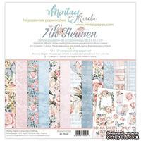 Набор скрапбумаги Mintay by Karola - 7th Heaven, 30х30 см, 12 листов, двусторонняя