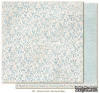 Двусторонний лист бумаги для скрапбукинга от Maja Design - Summer Crush - Dancing the Bop, 30x30 см