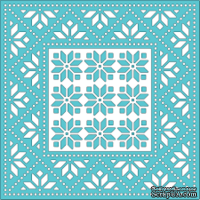 Ножи от Cheery Lynn Designs - Mexican Tile Pattern