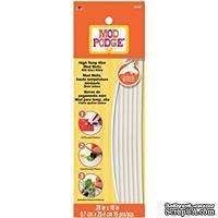 Наполнитель для молдов от Plaid - Mod Podge Mod Melts -  White Milk Glass, белый, 16 палочек