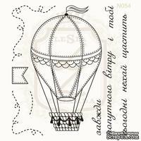 Набор акриловых штампов Lesia Zgharda N054 Воздушный шар