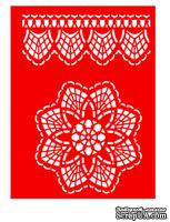 Трафарет - Салфетка3, 18*18см