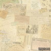 Лист бумаги Simone от Melissa Frances  - 30х30 см
