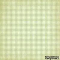 Лист одностроней скрапбумаги Lauren от Melissa Frances, 30х30 см